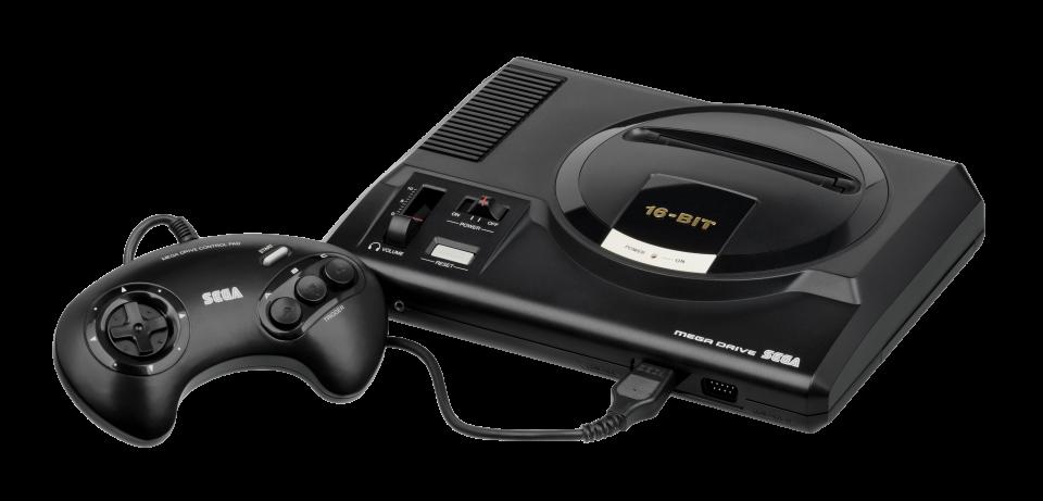 Mega Drive 16-Bit