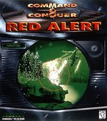 Copertina Red Alert