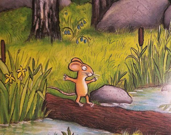 Il topolino del Gruffalò