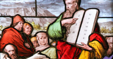Mosè e le Parole