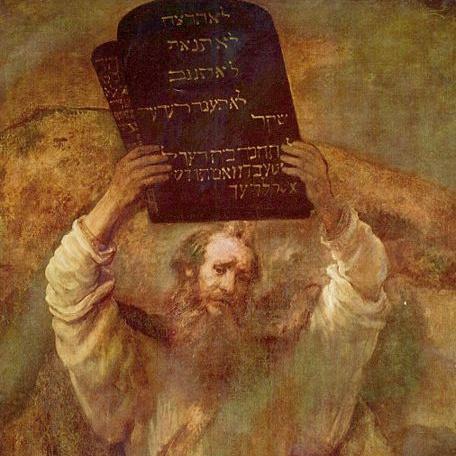 Mosè e il Decalogo