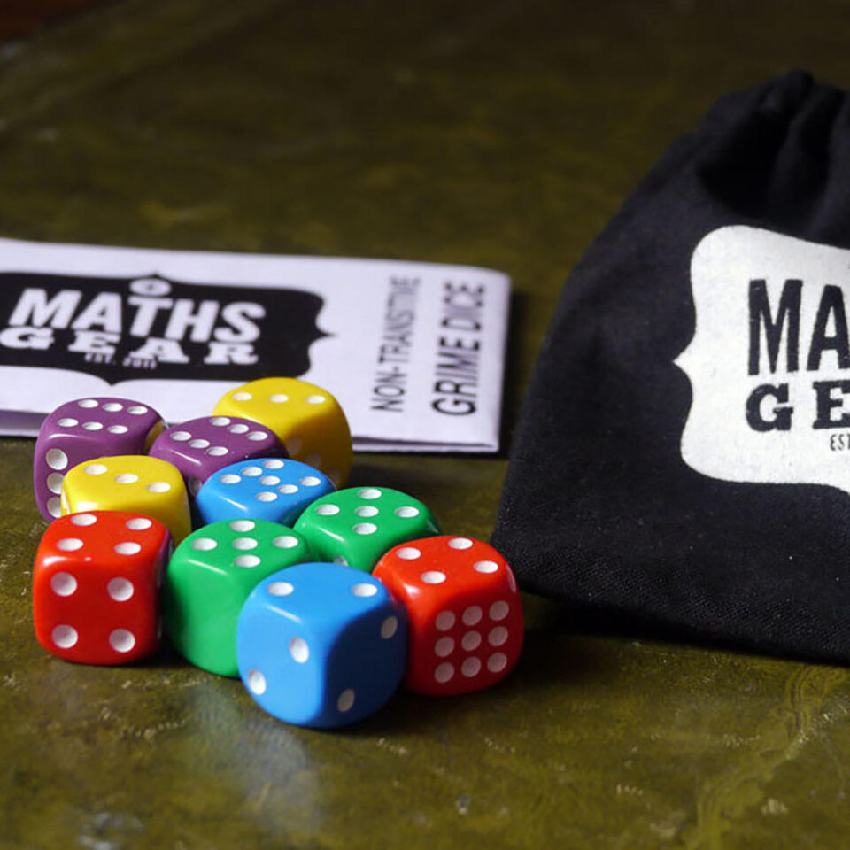 Dadi e matematica